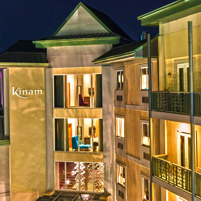 Kinam View balcony